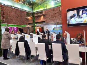 Paraguay expuso su potencial MICE en Santiago de Chile