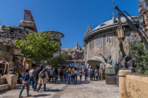 Disney implementa fila virtual en Star Wars: Galaxy's Edge