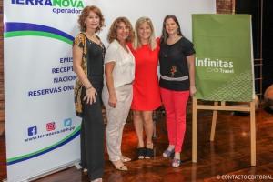 Terra Nova e Infinitas Travel promocionan destinos brasileños