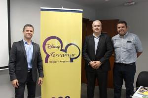 Terramar sumerge al trade en la magia de Disney