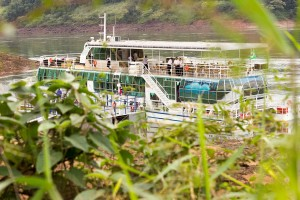 Primer circuito fluvial dirigido a conocer el legado científico de Moisés Bertoni