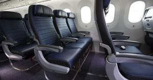 United Airlines adicionará más de 1.600 asientos premium a su actual flota