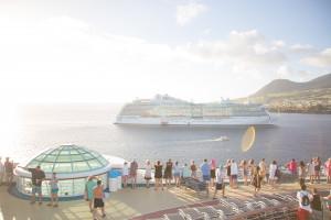 Royal Caribbean extiende suspensión de operaciones