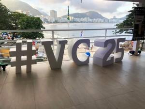 Via Capi celebró sus 25 años en la ciudad de Río de Janeiro