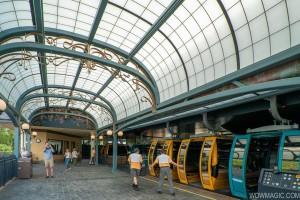 Disney Skyliner presto para su debut oficial