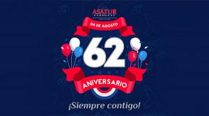 Enfrentando grandes desafíos, Asatur celebra 62 años al servicio del sector turístico