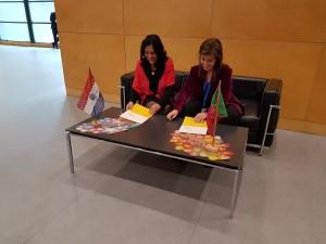 Universidades de Portugal y Senatur acuerdan plan de acción conjunto