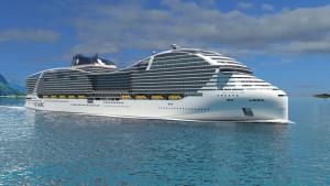 MSC anuncia nuevos proyectos con Chantiers de l'Atlantique