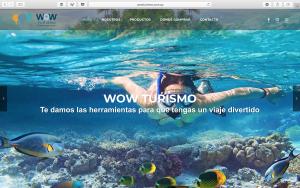 WOW Turismo inicia operaciones y se posiciona como mayorista