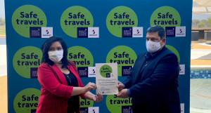 Opción de todo incluido y certificación Safe Travels para el Resort Yacht y Golf Club Paraguayo