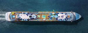 """Royal Caribbean presenta al nuevo  """"Odyssey of the Seas"""""""