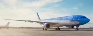 Aerolineas Argentinas suspende operaciones incluida su ruta Buenos Aires - Asunción