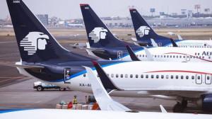 Aeroméxico solicita reestructuración financiera