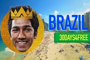 El Rey de la Gira, nueva campaña promocional de Embratur