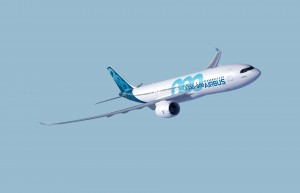 El avión más moderno, el A330-800 completó con éxito primer vuelo