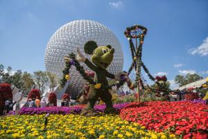 Festival Internacional de Flores y Jardines 2021 llega a Epcot desde marzo