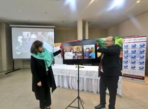Presentan estampillas alusivas al programa Turismo Joven
