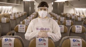 Etihad Airways incorpora inteligencia artificial para reducir el desperdicio de alimentos