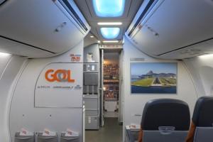 GOL presenta nueva exposición fotográfica a bordo