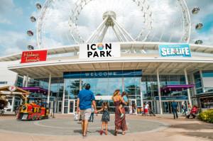 ICON PARK regala un vuelo en The Wheel a niños que viajen a Orlando con COPA Airlines