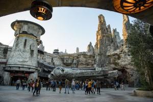 Star Wars: Galaxy's Edge abrió sus puertas