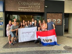 Vacaciones en el sudeste brasileño con Vip's Tour