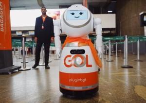 GOL lanza la versión robótica de su asistente virtual