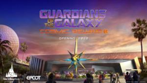 Disney tendrá una montaña rusa exclusiva de Guardians of the Galaxy