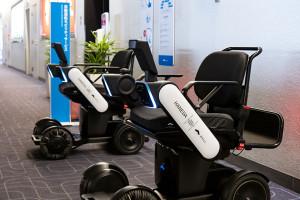 El aeropuerto de Haneda, en Tokio, cuenta con un nuevo servicio de movilidad asistida