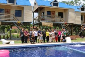 Aumentan propuestas de alojamiento en Central y Cordillera