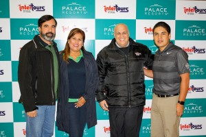 The Grand Bowling con Intertours y Palace Resorts
