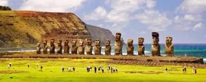 Regularán estadía de turistas en Isla de Pascua