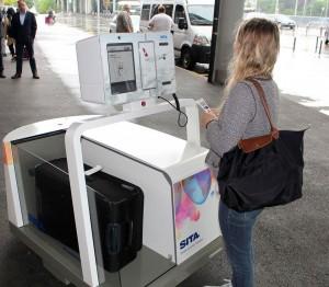 SITA instala sistema Scan & Fly para LATAM Airlines