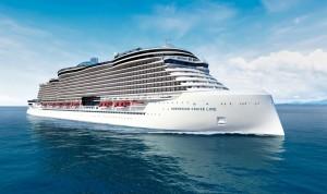 NCL encarga dos nuevos cruceros para su clase Leonardo