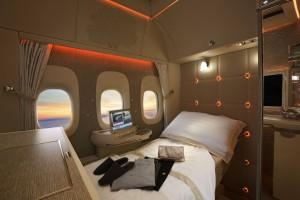 Emirates renueva el interior de sus aviones Boeing 777