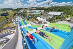 Brasil registra millonarias inversiones en parques temáticos