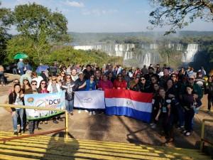 Caravana de Mavani llegó hasta el Festival das Cataratas