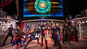 Star Wars y Marvel retornarán a los cruceros de Disney