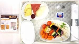 Air Europa ofrece renovado menú libre de alérgenos