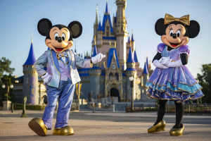 Walt Disney World Resort celebra medio siglo de magia en Florida