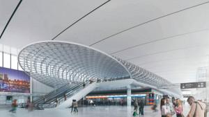 """El """"Zeppelin"""" del aeropuerto de Ezeiza será inaugurado a mediados de año"""
