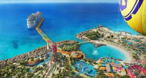 Royal Caribbean Cruises presenta su día perfecto en una isla