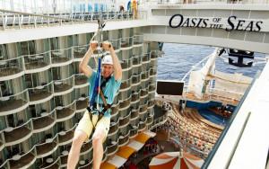 Royal Caribbean incorpora nuevo sistema informático a bordo