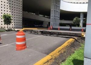 Aeropuerto de la Ciudad de México restablece sus servicios