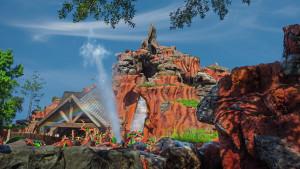 Disney's Splash Mountain será rediseñada basandose en La princesa y el sapo