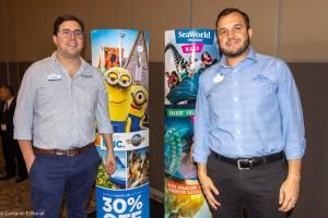 Universal y SeaWorld presentan novedades en Asunción