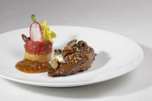 Air France lanza nuevos menús diseñados por chefs Michelin